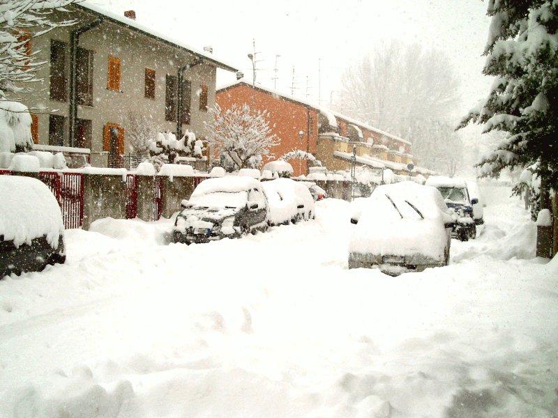 La storica nevicata del 26-27 Gennaio 2006 presso il nostro Osservatorio