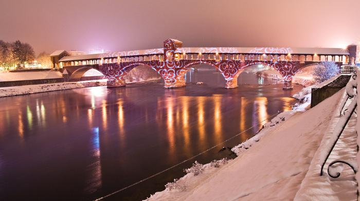Ponte Coperto, il 19 Dicembre 2009