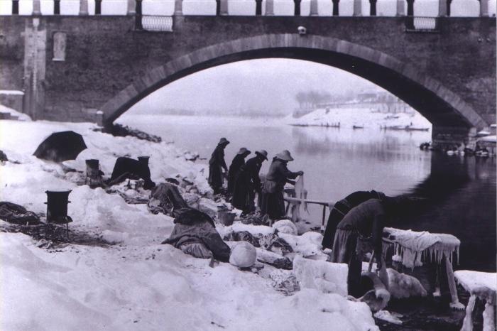Foto del Ponte nel 1911